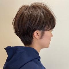 ベリーショート ストリート ショートボブ ショートヘア ヘアスタイルや髪型の写真・画像
