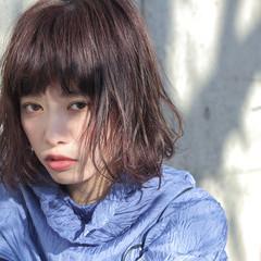 ニュアンス 色気 ストリート こなれ感 ヘアスタイルや髪型の写真・画像