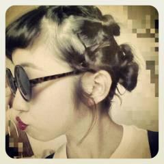 黒髪 外国人風 三つ編み ヘアアレンジ ヘアスタイルや髪型の写真・画像