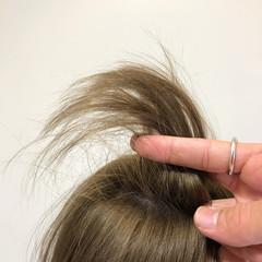 ショートヘア シアーベージュ ショート ストリート ヘアスタイルや髪型の写真・画像
