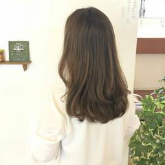 グラデーションカラー 福岡市 ハイライト ナチュラル ヘアスタイルや髪型の写真・画像