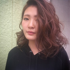外国人風 冬 色気 ボブ ヘアスタイルや髪型の写真・画像