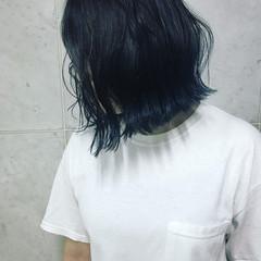 ウェーブ アンニュイ 外国人風カラー ナチュラル ヘアスタイルや髪型の写真・画像