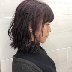 デート ガーリー 成人式 外ハネ ヘアスタイルや髪型の写真・画像