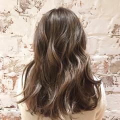 外国人風 エレガント デート 外国人風カラー ヘアスタイルや髪型の写真・画像