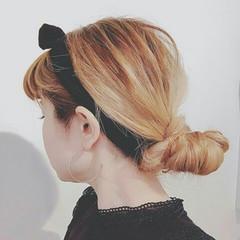 夏 ヘアアレンジ ストリート ロング ヘアスタイルや髪型の写真・画像