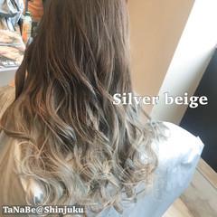 ショートボブ インナーカラー ナチュラル ウルフカット ヘアスタイルや髪型の写真・画像