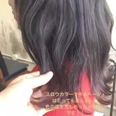 ヘアアレンジ 韓国ヘア オルチャン ナチュラル ヘアスタイルや髪型の写真・画像