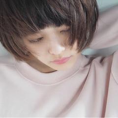 デート ナチュラル 小顔 こなれ感 ヘアスタイルや髪型の写真・画像