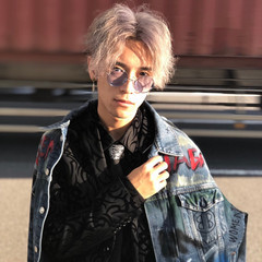 撮影依頼募集中 ストリート ヘアアレンジ パーマ ヘアスタイルや髪型の写真・画像