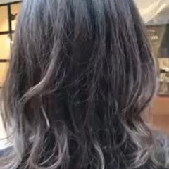 グラデーションカラー ミディアム ゆるふわ ナチュラル ヘアスタイルや髪型の写真・画像