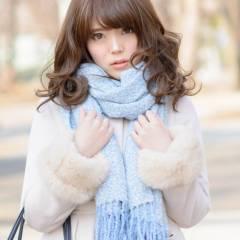 愛され フェミニン コンサバ 大人かわいい ヘアスタイルや髪型の写真・画像