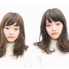 ナチュラル リラックス 女子会 ヘアアレンジ ヘアスタイルや髪型の写真・画像
