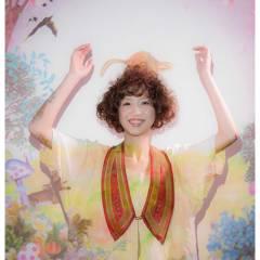 卵型 キュート ナチュラル ガーリー ヘアスタイルや髪型の写真・画像