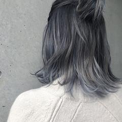 ホワイト 外国人風 ストリート ハイライト ヘアスタイルや髪型の写真・画像