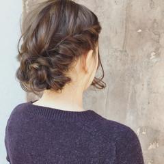 グラデーションカラー 外国人風 ショート ロング ヘアスタイルや髪型の写真・画像