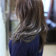 黒髪 リラックス モーブ 女子会 ヘアスタイルや髪型の写真・画像