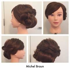 愛され モテ髪 コンサバ フェミニン ヘアスタイルや髪型の写真・画像
