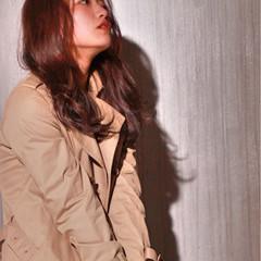 外国人風カラー イルミナカラー ナチュラル 秋 ヘアスタイルや髪型の写真・画像