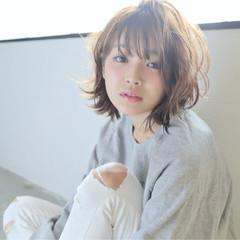 外国人風 フェミニン ピュア ガーリー ヘアスタイルや髪型の写真・画像