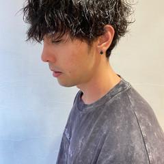 メンズカット メンズヘア ストリート ショート ヘアスタイルや髪型の写真・画像
