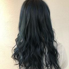 透明感カラー ロング ナチュラル ブルージュ ヘアスタイルや髪型の写真・画像