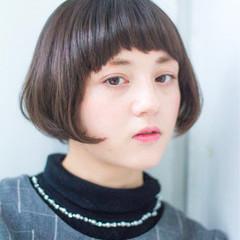 色気 ニュアンス ボブ こなれ感 ヘアスタイルや髪型の写真・画像
