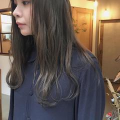 外国人風カラー グレージュ 結婚式 アンニュイほつれヘア ヘアスタイルや髪型の写真・画像