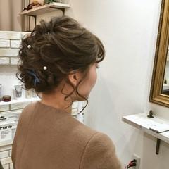 結婚式 パーティ ボブ 外国人風 ヘアスタイルや髪型の写真・画像