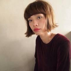モード ナチュラル モテ髪 秋 ヘアスタイルや髪型の写真・画像