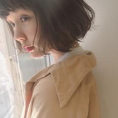 大人かわいい ゆるふわ 透明感 オルチャン ヘアスタイルや髪型の写真・画像