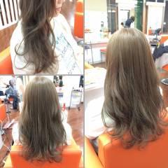 外国人風 ストリート ゆるふわ ガーリー ヘアスタイルや髪型の写真・画像