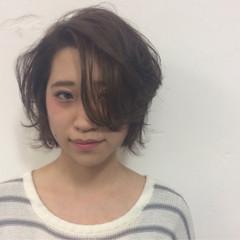 成人式 黒髪 ストレート ゆるふわ ヘアスタイルや髪型の写真・画像