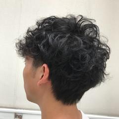 坊主 無造作 ストリート ボーイッシュ ヘアスタイルや髪型の写真・画像