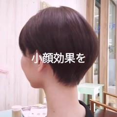 ショート ショートヘア ショートボブ ミニボブ ヘアスタイルや髪型の写真・画像
