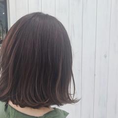 オフィス ヘアアレンジ ナチュラル アウトドア ヘアスタイルや髪型の写真・画像