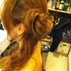 大人かわいい ヘアアレンジ ゆるふわ ロング ヘアスタイルや髪型の写真・画像