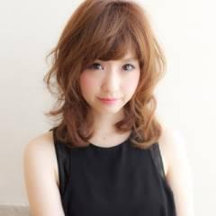 外国人風 愛され 大人かわいい モテ髪 ヘアスタイルや髪型の写真・画像