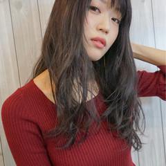 フェミニン 女子力 ナチュラル エフォートレス ヘアスタイルや髪型の写真・画像