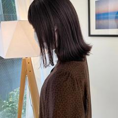切りっぱなしボブ ミニボブ ショートボブ ナチュラル ヘアスタイルや髪型の写真・画像