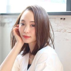 デジタルパーマ ヘアアレンジ エレガント アンニュイほつれヘア ヘアスタイルや髪型の写真・画像