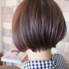 ミルクティー フェミニン 大人女子 小顔 ヘアスタイルや髪型の写真・画像