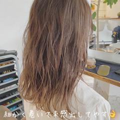 セミディ 色気 透明感 ミディアム ヘアスタイルや髪型の写真・画像