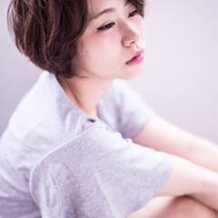 ガーリー 小顔 ナチュラル 大人かわいい ヘアスタイルや髪型の写真・画像
