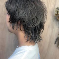 ブリーチ ストリート ダブルカラー グラデーションカラー ヘアスタイルや髪型の写真・画像