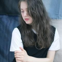 外国人風カラー 外国人風 ストリート アッシュ ヘアスタイルや髪型の写真・画像