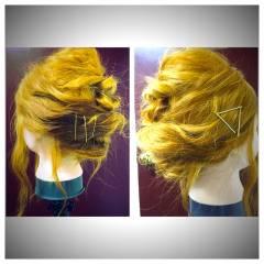 ヘアアレンジ 簡単ヘアアレンジ ヘアスタイルや髪型の写真・画像