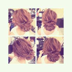 外国人風 大人かわいい ロング ルーズ ヘアスタイルや髪型の写真・画像