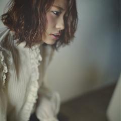 ゆるふわ 大人かわいい ナチュラル パーマ ヘアスタイルや髪型の写真・画像
