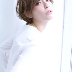 大人かわいい 簡単 ナチュラル パーマ ヘアスタイルや髪型の写真・画像